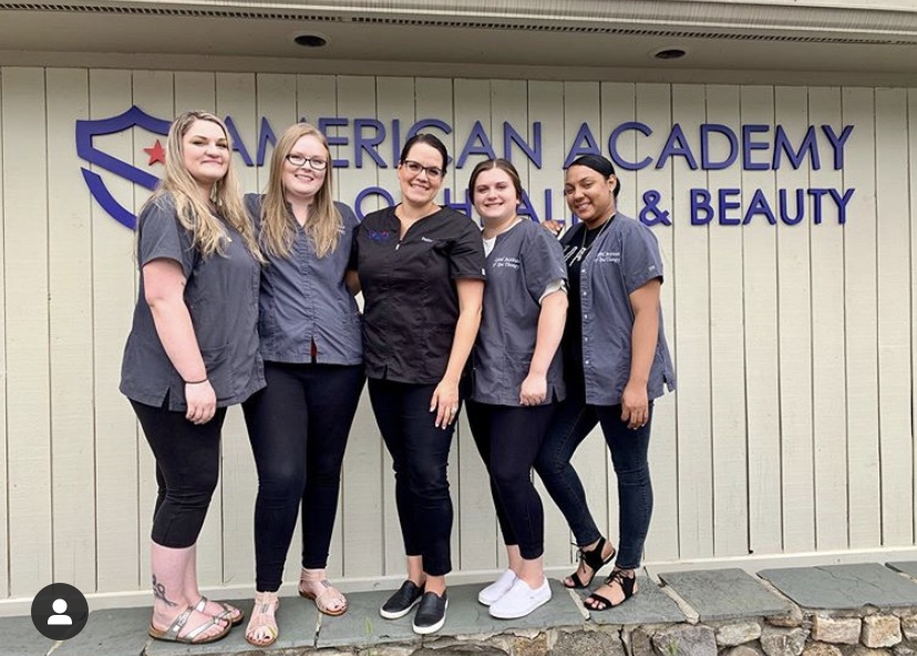 American Academy of Health and Beuty Team